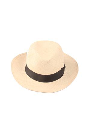 Unisex handdmade straw hat Panama style Panizza 1879 | 26 | PANAMA HAT UNIBEIGE