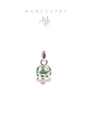 Lucky Capri bell with zircons Pierino Jewels | 5032249 | 3053CMULTI