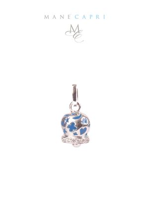 Lucky Capri bell with zircons Pierino Jewels | 5032249 | 3054CBLU