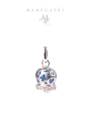 Campanella Caprese portafortuna con zirconi Pierino Jewels | 5032249 | 3056CBLU