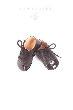 Black nappa leather shoes SONATINA | 12 | SON03BLACK
