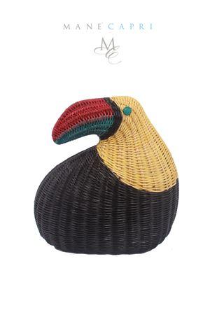 Straw Serpui bag Serpui | 31 | TUCANONERO