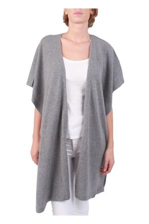 Grey cachemire and wool jacket Art Tricot | 3 | D7171GRIGIO