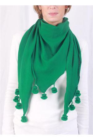 Handmade wool scarf Art Tricot | 77 | WOOL KEFIAHVERDE