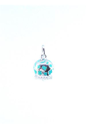 Lucky Capri Bell charm with zircons Pierino Jewels | 5032249 | 3056 TIFFANYVERDE