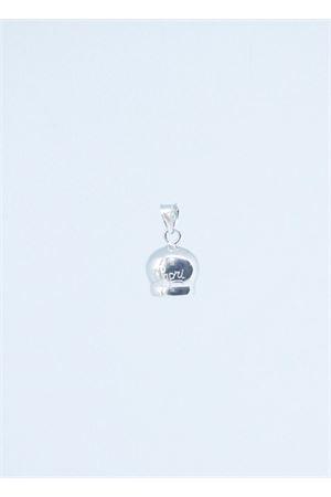 White platinum 18k gold Capri bell Pierino Jewels | 5032249 | ORO BIANCOBIANCO
