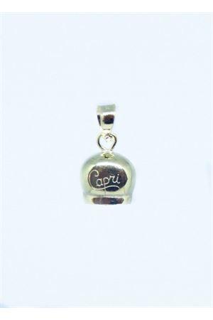 Campanella di Capri in argento dorato Pierino Jewels | 5032249 | 3010GGIALLO