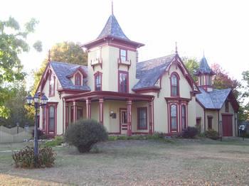 Eugene Saint Julien Cox House