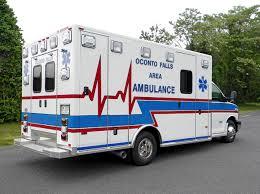 Oconto Falls Rescue Squad (File photo)