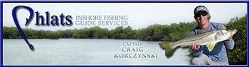 Phlats Inshore Fishing Guide Services