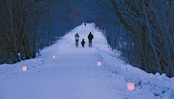 Candlelight Trail Photo by DNR