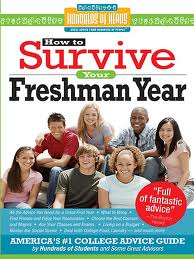 Give advice to incoming college freshman (Photo by Hundreds of Heads Publishing)