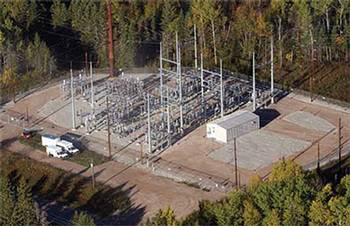 An ATC Substation (Photo by ATC)