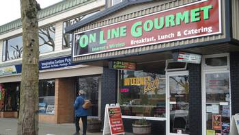 The On Line Gourmet