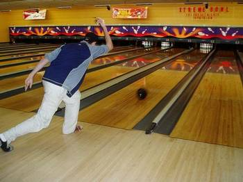 Bowling Photo Courtesy of Wikimedia Commons