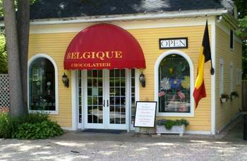 Belgique Chocolatier in Kent, CT