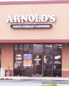 Arnold's Famous Homemade Hamburgers
