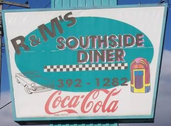 R & M's Southside Diner in Mount Vernon, Ohio