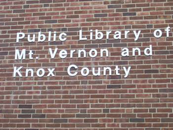 Public Library of Mt. Vernon and Knox County in Mount Vernon, Ohio
