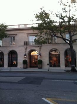 Ralph Lauren store on Greenwich Avenue