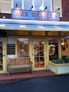 Aux Delices in Riverside