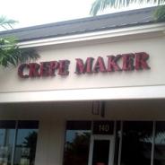 Crepe Maker