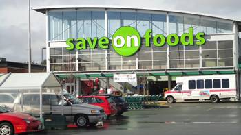Save On Foods & Lottery Centre