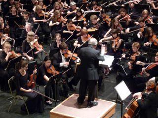 Stamford Young Artists Philharmonic - Sal Princiotti, Conductor