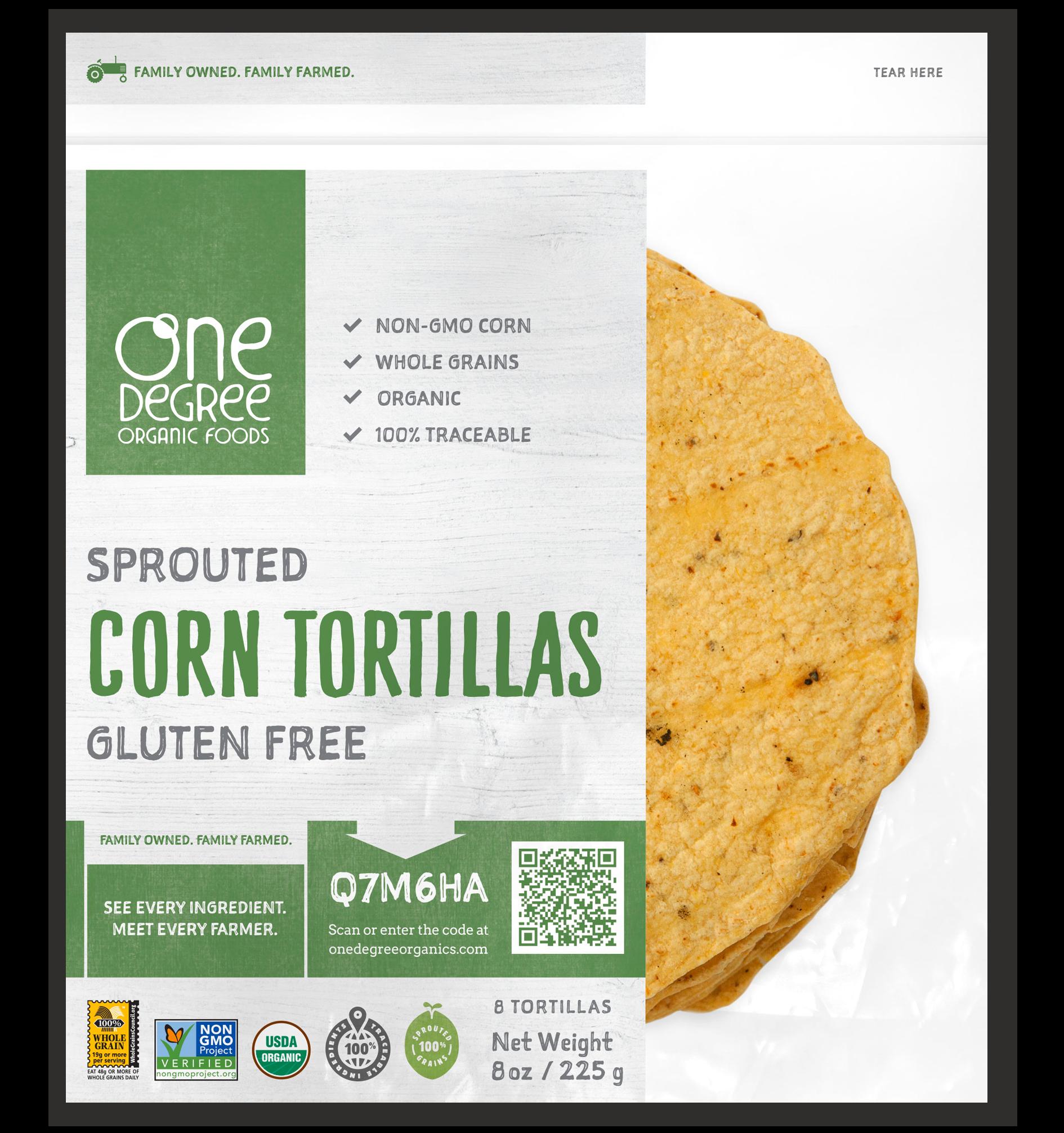 One Degree Organic Foods Gluten Free