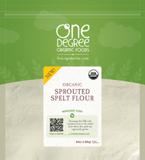 Us sprouted spelt flour pkg large front web prod m