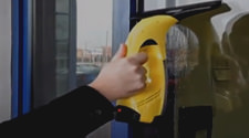 Karcher Power Squeegee Segment from Good Clean Fun TV Show