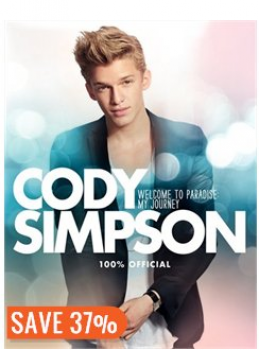 Cody Simpson - Cody Simpson: Welcome To Paradise: My Journey