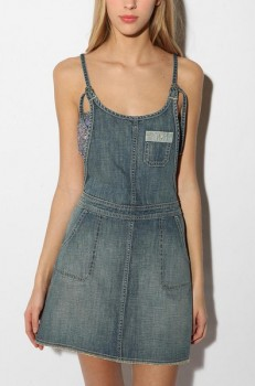 Levi's - Denim Apron Dress