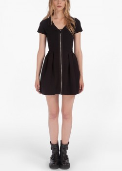 Maje - 'Datypic' Stretch Fit & Flare Dress (worn by Aria Montgomery on Pretty Little Liars)