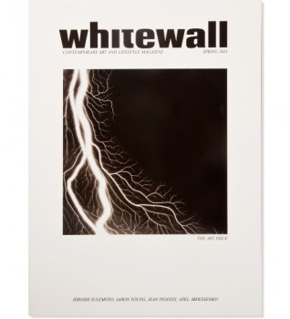 White Wall - Whitewall Spring Issue #29