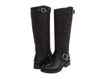 Frye - Veronica Slouch Boots (worn by Aria Montgomery on Pretty Little Liars)