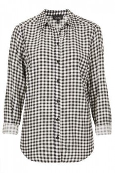 Topshop - Gingham Shirt (worn by Spencer Hastings on Pretty Little Liars)