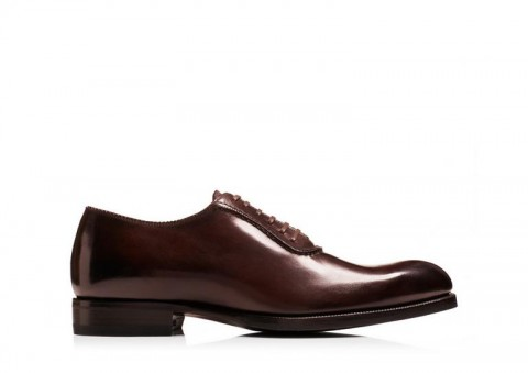 Tom Ford CHARLES LEATHER LACE-UP