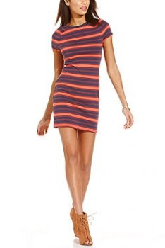Rachel Rachel Roy - Striped Dress