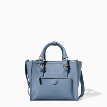 Zara - Mini City Bag (worn by Alison DiLaurentis on Pretty Little Liars)