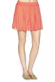 BCNGeneration - Broken Pleat Short | BCBGeneration