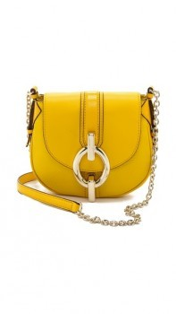 Diane von Furstenberg - Sutra Mini Mixed Leather Bag