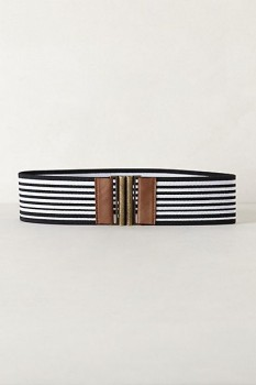 Anthropologie - Bonheur Striped Belt