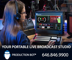 Production Bot® Portable Switcher