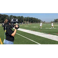 Clarion University Moves To JVC ProHD Cameras For Student Sports Productions