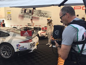 Capturing Porsche USA Endurance Race with Atomos Shogun and Sony A7s