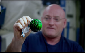 ISS Experiment Captures Liquid In Space Using 4K RED Camera