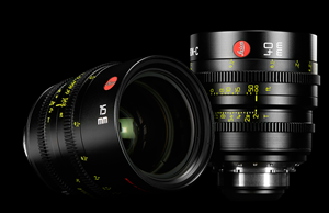 Two New Leica Cine Lenses Debut at NAB