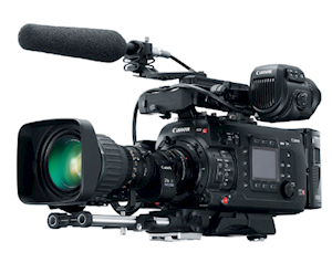 IBC 2016: Canon C700 gets first public showing