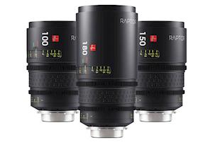 RAPTOR prime macro lenses at Band Pro Open House 2016